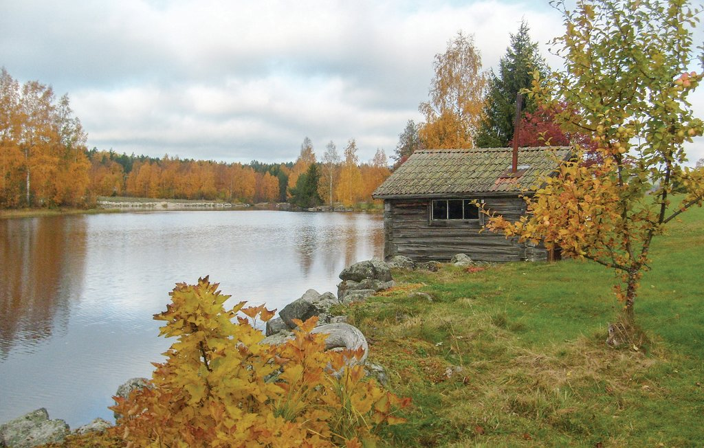 Stuga med sjar o natur runt hrnet - Cabins for Rent in
