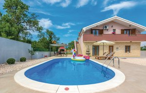 Holiday home - Zadar-Paljuv, Croatia - CDA198