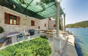 Holiday rental - Dubrovnik-Zaton Mali, Croatia - CDD445