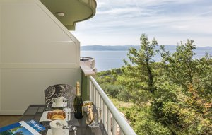 Holiday rental - Makarska-Brela, Croatia - CDE833