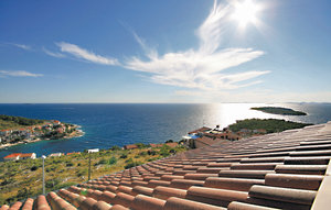 Holiday rental - Primosten-Bilo, Croatia - CDJ028