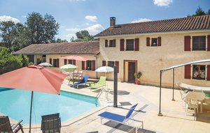 Holiday home - Verteillac, France - FAD164