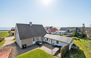 Holiday home DAN-A6515 in Agger for 12 people