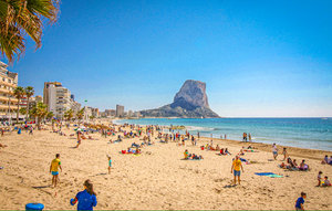 Apartment In Calpe thumbnail 5