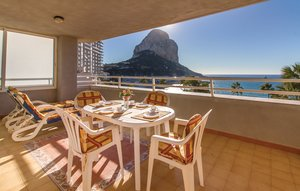 Apartment In Calpe thumbnail 1